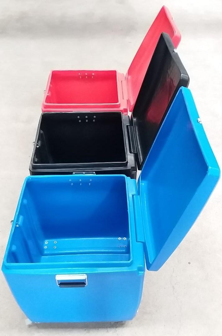 Caixas multiuso transportáveis 2